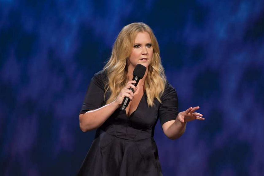 Amy Schumer, the comedienne and cousin of Senator Chuck Schumer