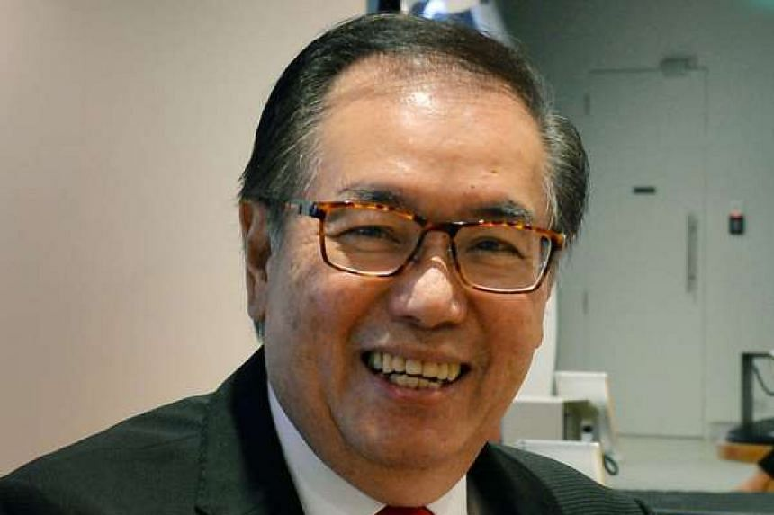 Mr Seah (above), who is chairman of DBS, joined SIA's board as deputy chairman in September last year.