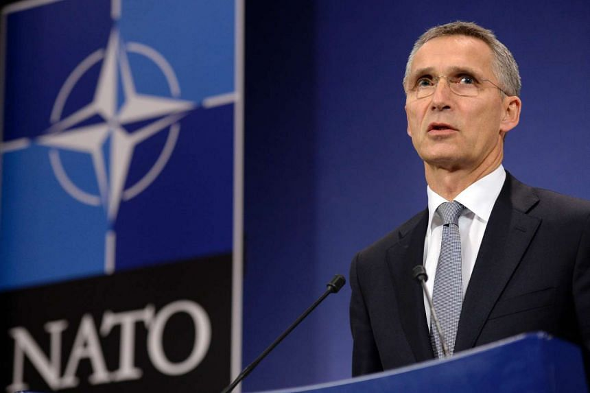 """Nato Secretary-General Jens Stoltenberg has said that there is a"""" need to recognise the value of the partnership between Europe and America""""."""