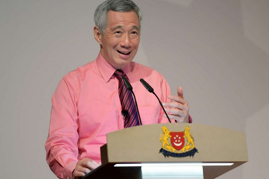 Prime Minister Lee Hsien Loong will attend a Leaders' Retreat with Indonesian President Joko Widodo starting today (Nov 14).