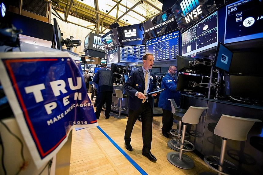 US stocks have fluctuated in volatile trading in the aftermath of Mr Trump's surprise presidential election win. But rather than getting out of the markets, the crucial question that investors should ask is: Has any of your goals changed? If it has n
