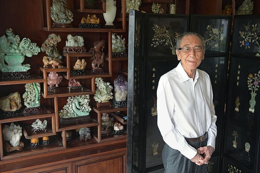 In 1989, Mr Png sold his shophouse at below market price to the Nanyang Fang Shee Association so that the clan would have a home.
