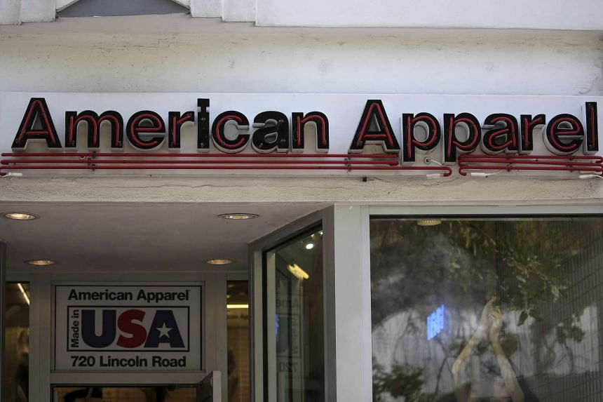 American Apparel has filed for bankruptcy on Monday (Nov 14), and is planning to sell itself at auction.