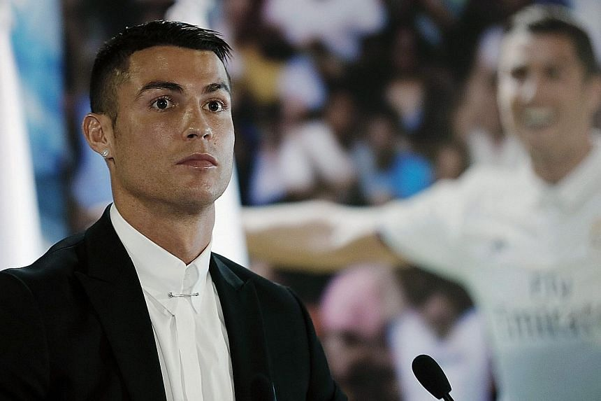 """Cristiano Ronaldo has extended his stay at Real Madrid and has also made his Nike deal a """"lifetime"""" partnership."""