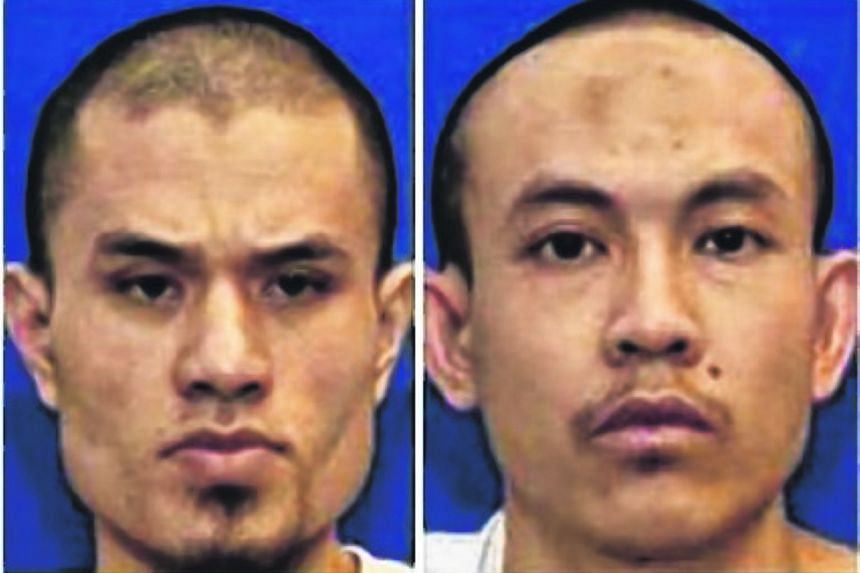 Among those held at Guantanamo are Malaysians Mohammed Nazir Lep (left) and Mohd Farik Amin. Part of the US Naval Base in Guantanamo Bay, Cuba, where Washington has been holding men in indefinite wartime detention without charges for over a decade.