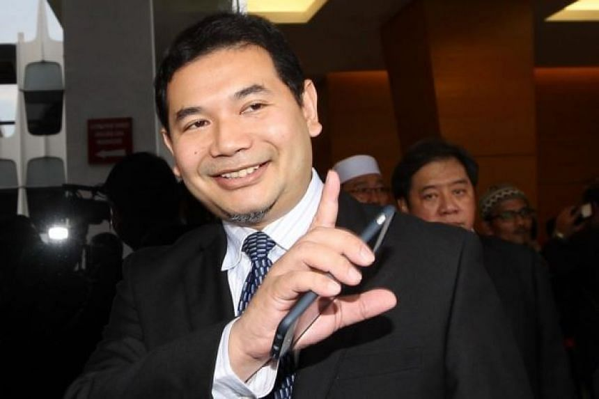 Rafizi Ramli, the MP for Pandan in Selangor, was charged with possessing Page 98 of the 1MDB audit report without approval.