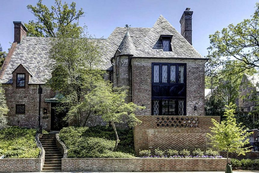 The US$6 million (S$8.47 million) Washington mansion President Obama and his family will be moving into after the end of his term.