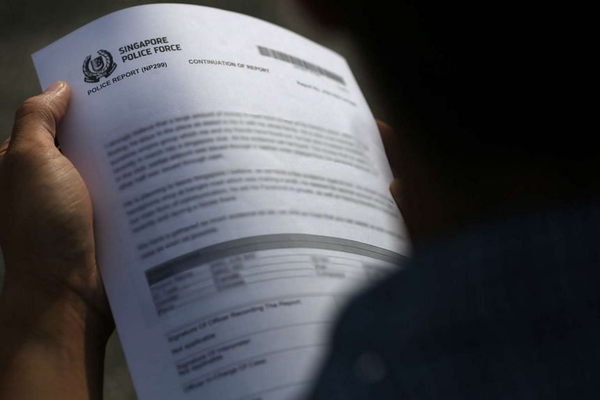 A 27-year-old man is being investigated by the police for lodging a false report.