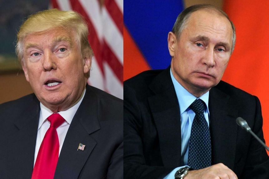 Russian President Vladimir Putin and US President-elect Donald Trump are not due to meet before Trump assumes office on Jan 20, 2017.