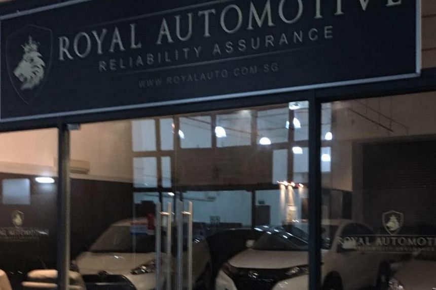 Several police reports were lodged against car dealership company Royal Automotive for failing to deliver automobiles to their customers.