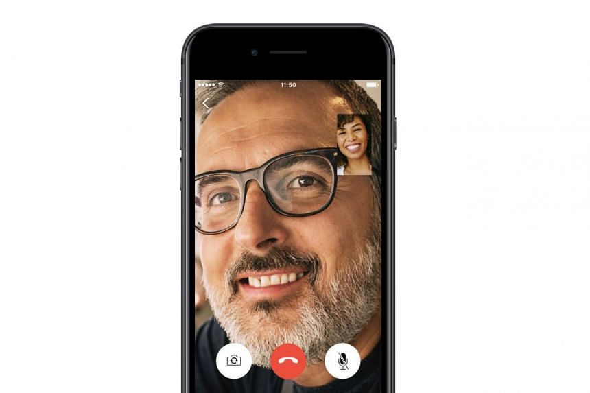 WhatsApp's users will be able to chat with and see their contacts through video calls.