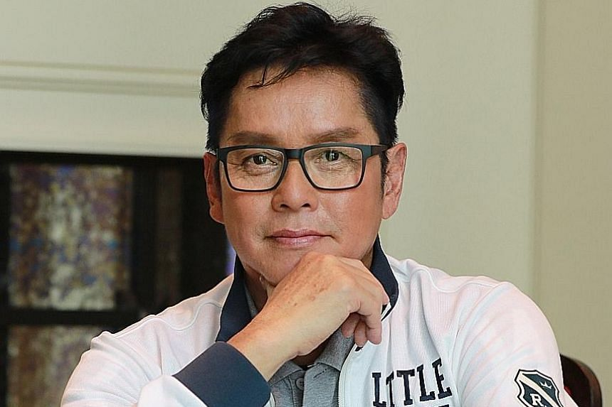 Hong Kong singer and actor Alan Tam will be performing in town as part of his 40th anniversary tour.