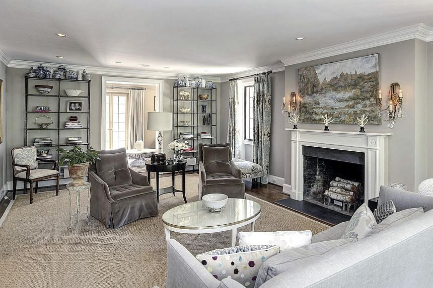 When US President Barack Obama leaves the White House in January, he and his family will be moving into a nine-bedroom Tudor-style house in the upscale neighbourhood of Kalorama in Washington, DC. Said to be owned by Mr Bill Clinton's former press se