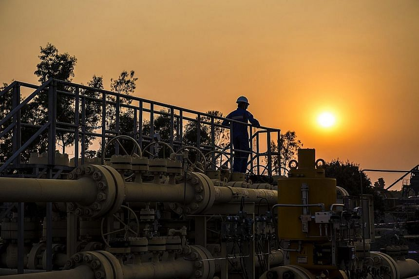 The Bangora gas field in Bangladesh, operated by KrisEnergy. Note holders gripe that the company is using them to lock in a cheap borrowing rate of 4 per cent per annum for the next five years, of which only 2 per cent will be received in cash.