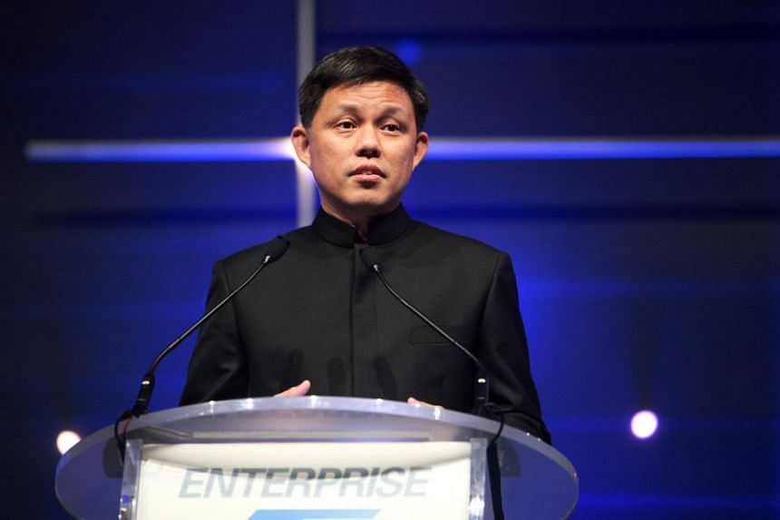 As opposition to globalisation increases, Singapore remains focused on becoming even more open and connected to the rest of the world, said Mr Chan Chun Sing, Minister in the Prime Minister's Office.