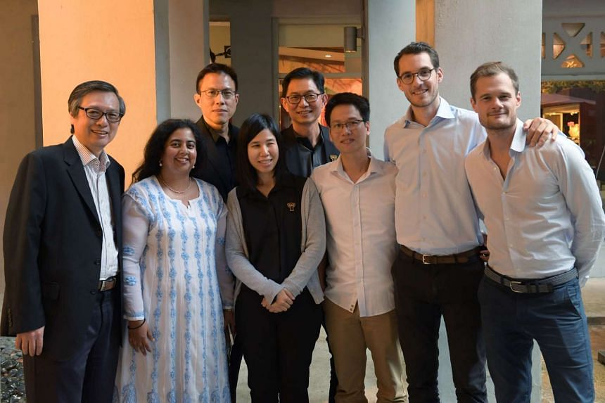 Three teams from Singapore-based Aida Technologies and FitSense, and Beacon Interface from Thailand, were chosen as the winners of the inaugural Global FinTech Hackcelerator. The teams, chosen from a shortlist of 20, will each receive $50,000 and a $
