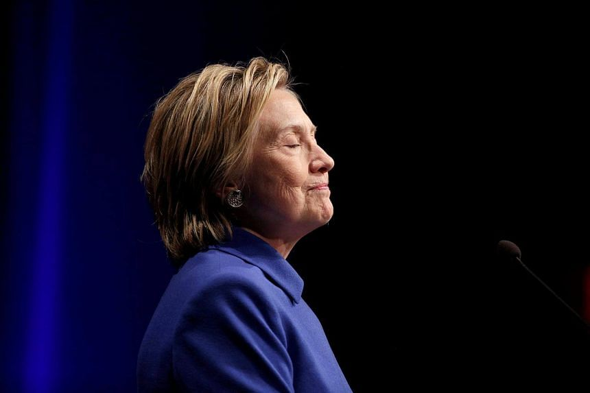 Hillary Clinton speaks during the Children's Defense Fund's Beat the Odds Celebration on Nov 16, 2016.