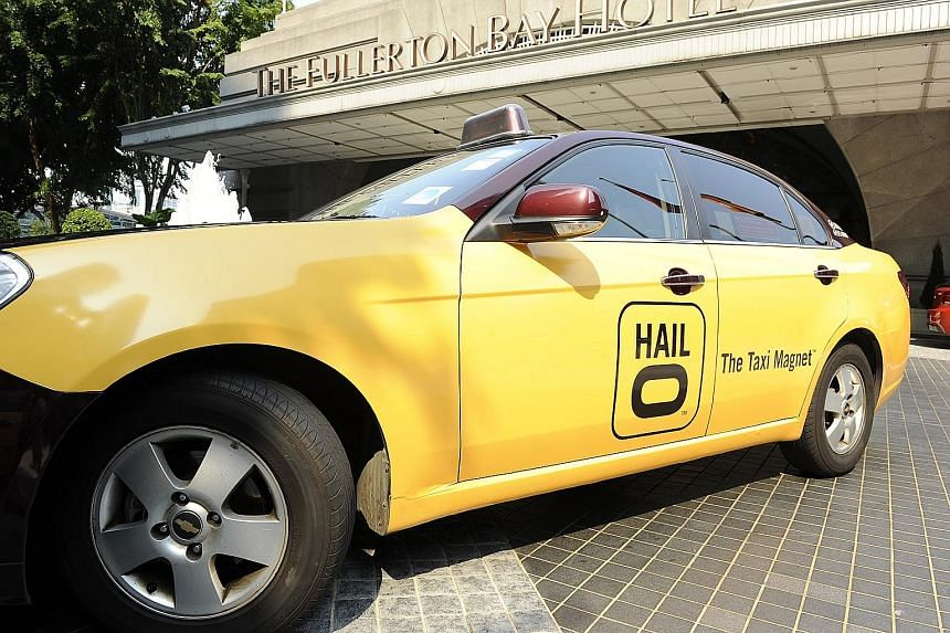 The Hailo app was launched in Singapore in October 2014 under a partnership between Hailo and SMRT Roads.