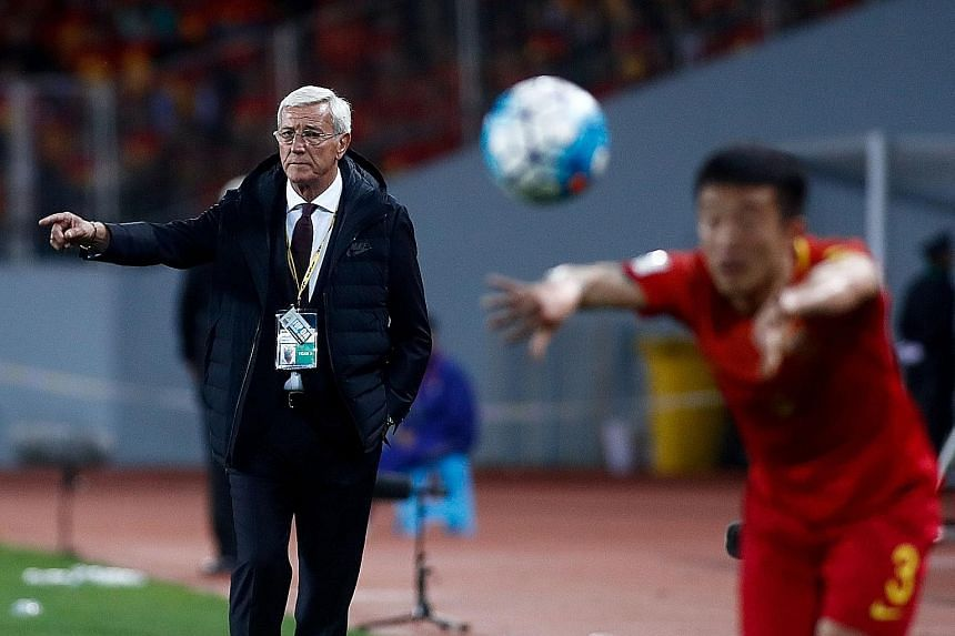 Marcello Lippi insists that China are not inferior to their opponents after their 0-0 World Cup qualifying draw against Qatar.