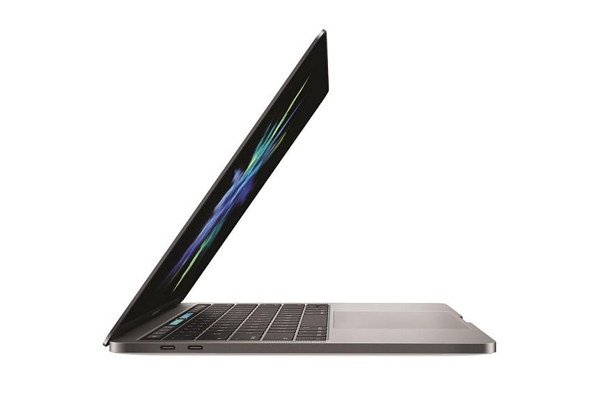The new MacBook Pro also has thinner chassis compared to the previous model.