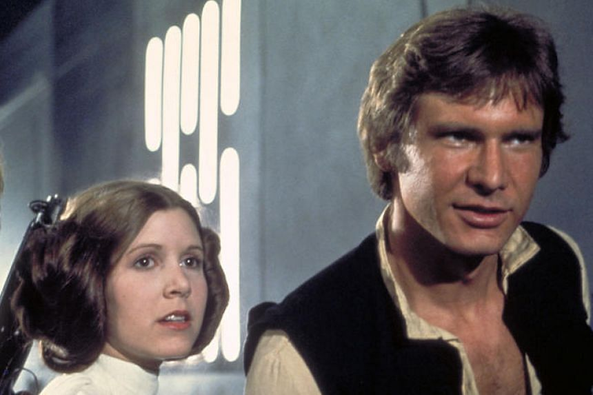 Carrie Fisher finally confirmed that she and Harrison Ford had a three-month affair while filming Star Wars: Episode IV - A New Hope in 1976.