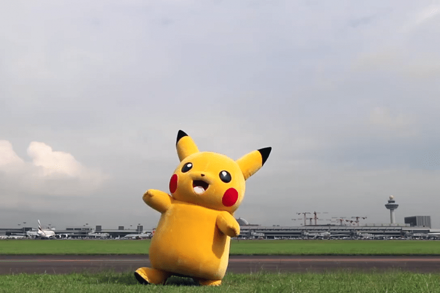 Changi Airport will host Singapore's first Pikachu parade on Friday (Nov 18).