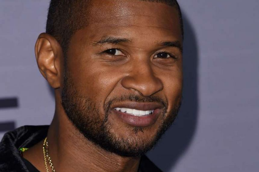 Justin Bieber and Usher (above) said their song was based on a November 2009 version, not the plaintiffs' 2008 creation.