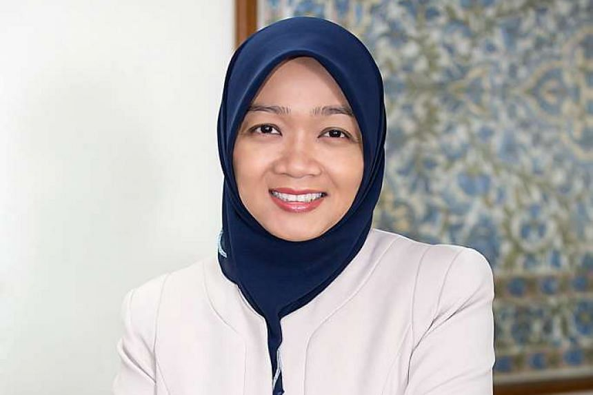 Madam Rahayu Buang, 45, will be chief executive of self-help group Mendaki on Jan 1, 2017.