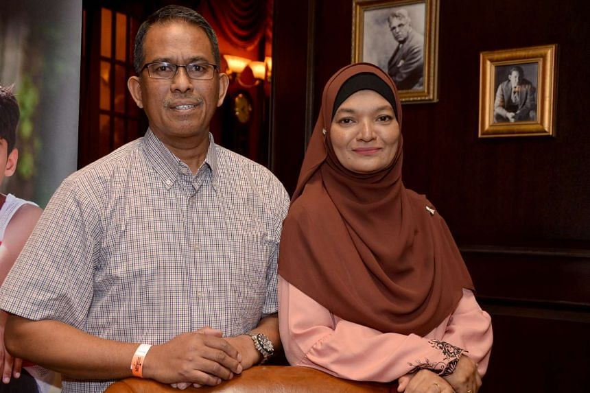 Housewife Maimunah Dolah and her husband, Mr Azman Asmat, both 53, have cared for three foster children since 2008. Currently, the couple is caring for a 6-year-old foster child, who was lived with the family since he was 11 months old.