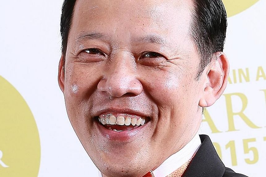 SCA Founder And President Paul Lim