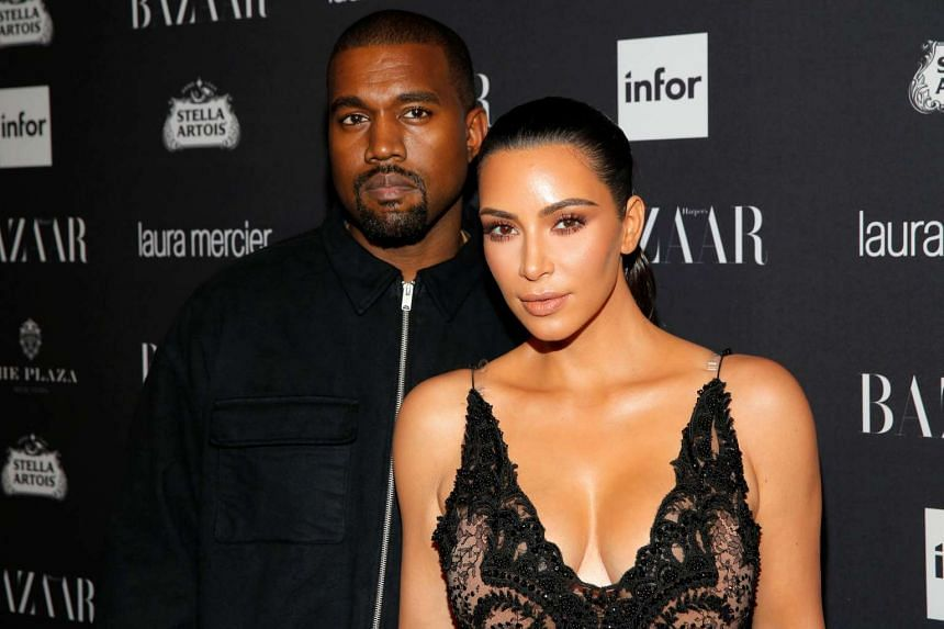 West is married to TV reality star and businesswoman Kim Kardashian.