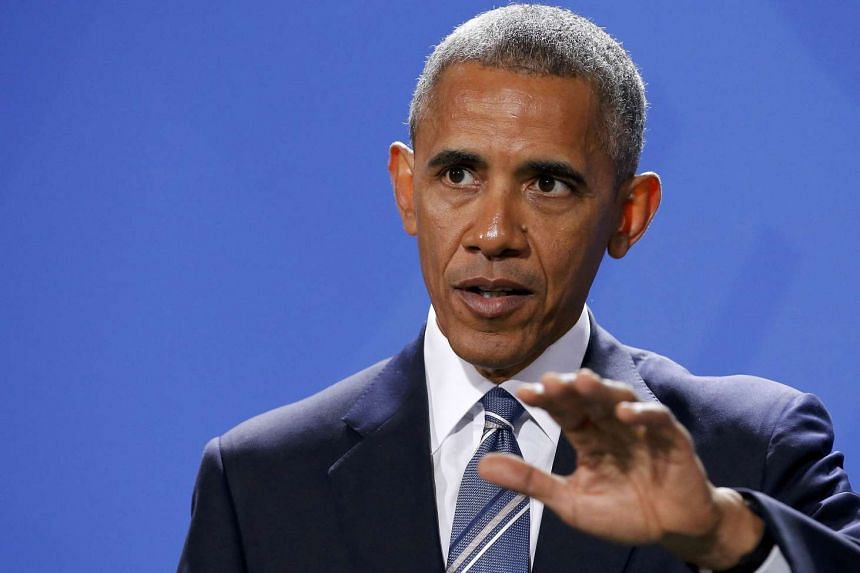 Obama's (above) move deals a blow to Republican efforts to expand fossil fuel extraction.