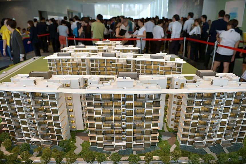 The ABSD looks set to spike this year, said Cushman & Wakefield research director Christine Li, as the Real Estate Developers' Association of Singapore has stated that about 4,000 unsold units in 42 developments will be affected by the remission claw