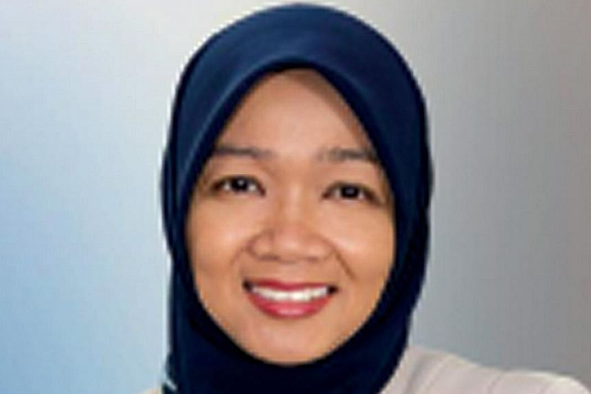 Ms Tuminah (top), who will move to the Culture, Community and Youth Ministry, will hand the top post to Ms Rahayu (left).