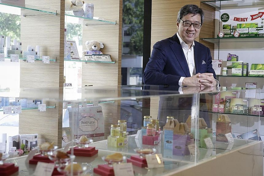 CEO Richard Eu said more steps will be taken to institutionalise the family's shareholding. The family currently has a 23.8 per cent stake in the company.