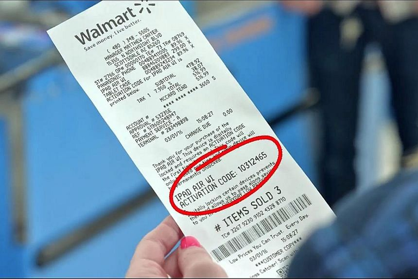 DiSa's system has a unique code assigned to each product. The code is printed out on a receipt so the buyer can unlock his product.