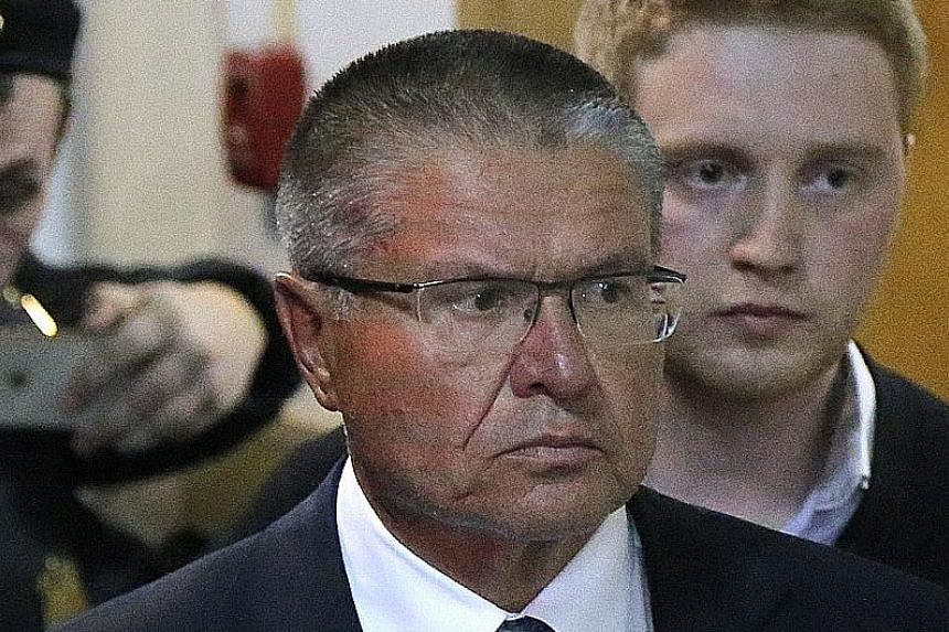 Ulyukayev was arrested in the offices of Rosneft, whose boss, a Putin ally, has clashed with the minister.