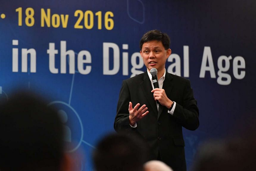 The Government is watching the economic numbers very closely, labour chief Chan Chun Sing said.