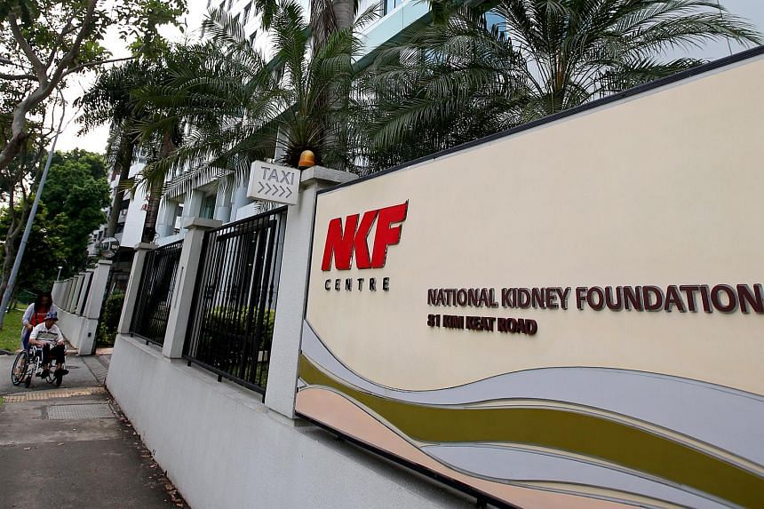 Ministry of Health will provide whatever support necessary to support National Kidney Foundation's patients and board of directors.