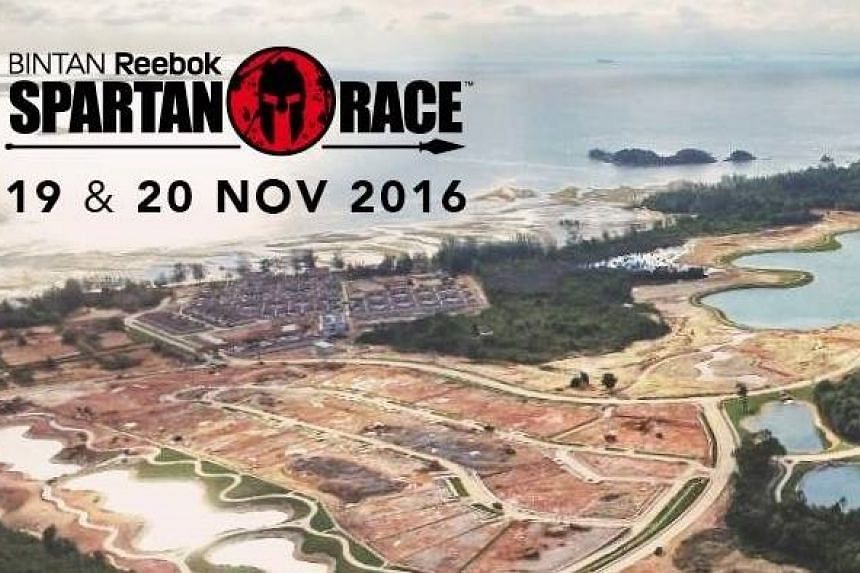 A Singaporean man died from cardiac arrest at the Bintan Reebok Spartan Race on Saturday (Nov 19), according to a Mediacorp report on Sunday.