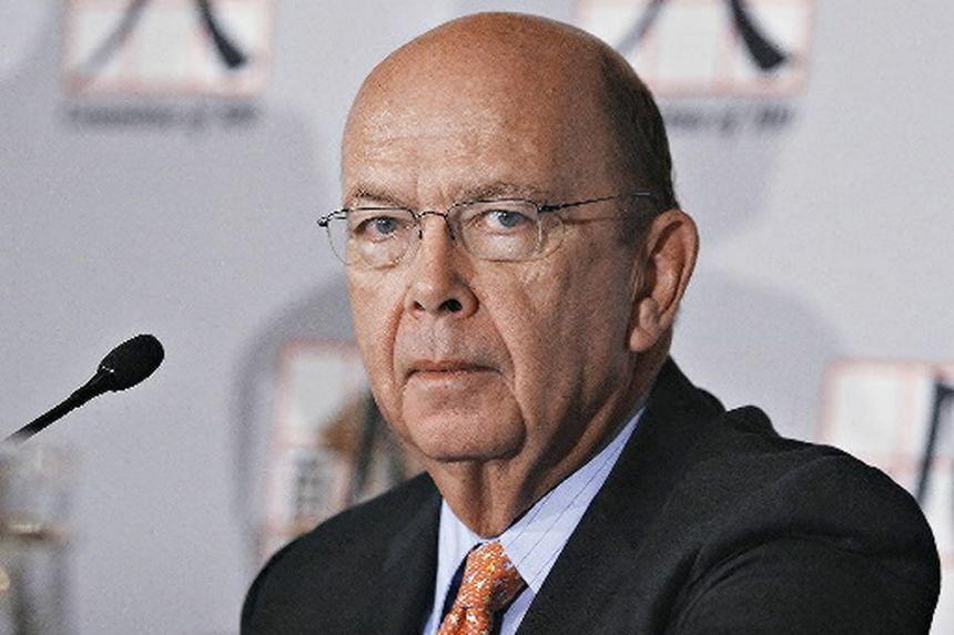Billionaire investor Wilbur Ross in a file photo.