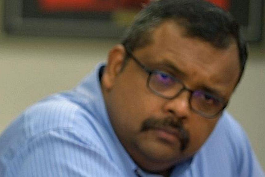Associate Prof Kumar Ramakrishna.