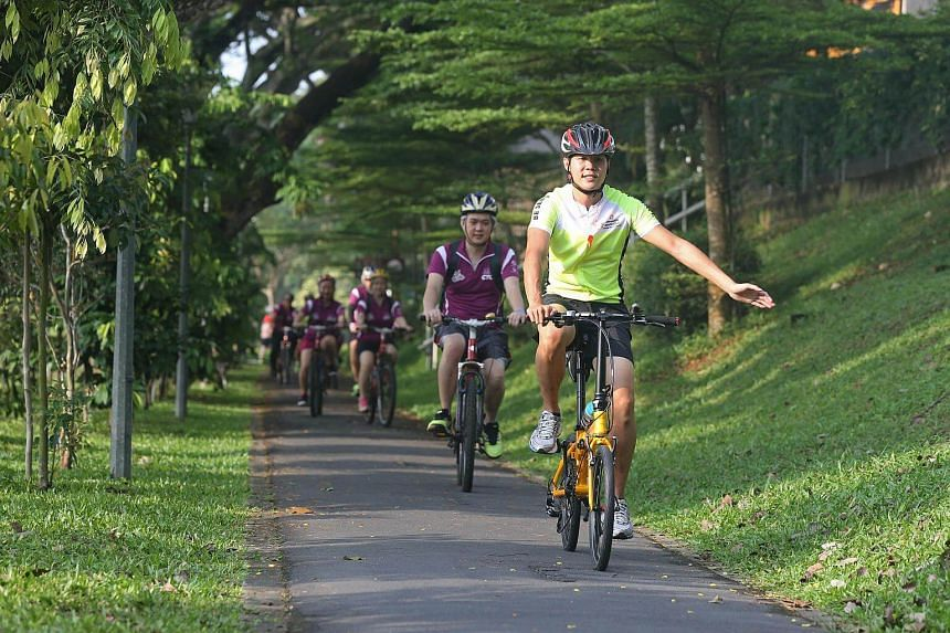 The People's Association and the Singapore Cycling Federation have teamed up to train 200 volunteers as safe cycling ambassadors so citizens know the dos and don'ts of cycling.