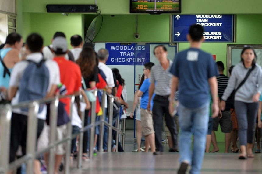 Tickets for Shuttle Tebrau, the shuttle train service between Woodlands and Johor Baru Sentral, will no longer be available online from Dec 1. Commuters will also not be able to book tickets in advance.