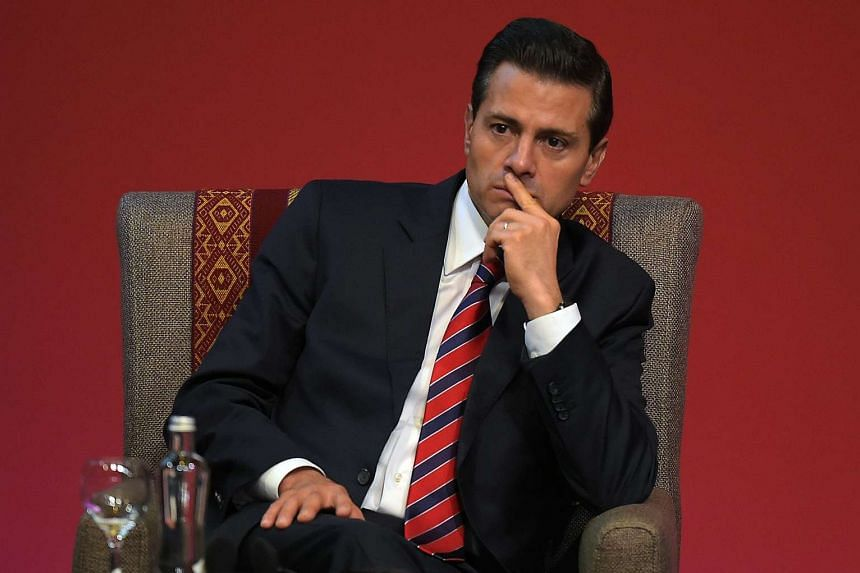 President Enrique Pena Nieto seeks to avoid a stand-off with US President-elect Donald Trump over labour and environmental rules in talks over modernising a trade deal between the United States and Mexico.