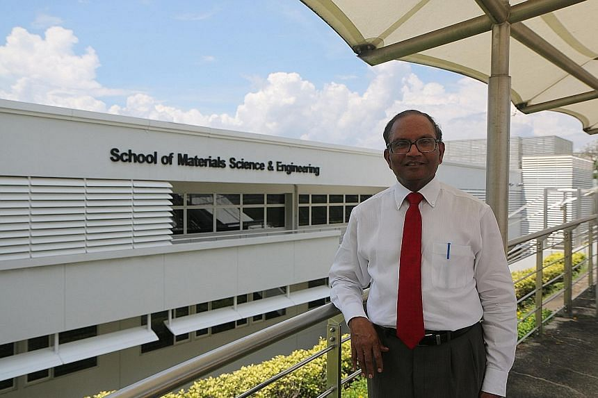 Prof Chowdari says the conference provides an opportunity for those in the materials science field to meet and interact. It also allows young students, such as those in junior colleges here, to present their research. To maintain the conference's rep