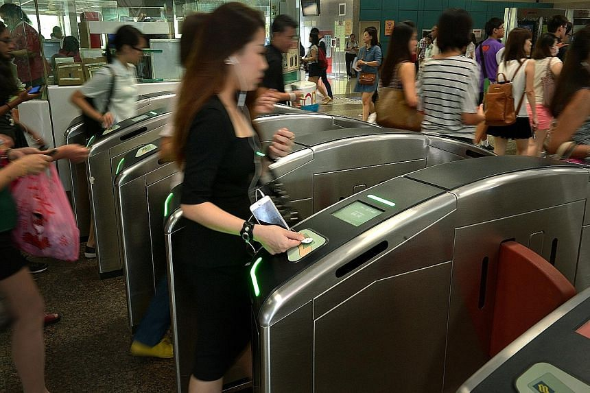 Commuters will see their travel expenses fall significantly with the upcoming public transport fare adjustment.