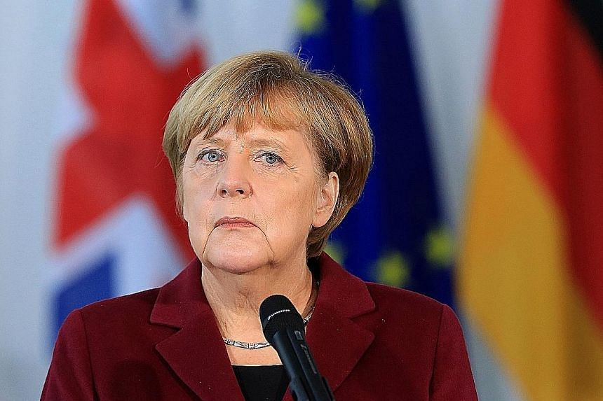 Dr Merkel is widely seen as a stabilising force in Europe at a time of uncertainty after Brexit and the election of Mr Donald Trump as the next US President. She had long refused to be drawn on her plans, saying she would make the announcement at the