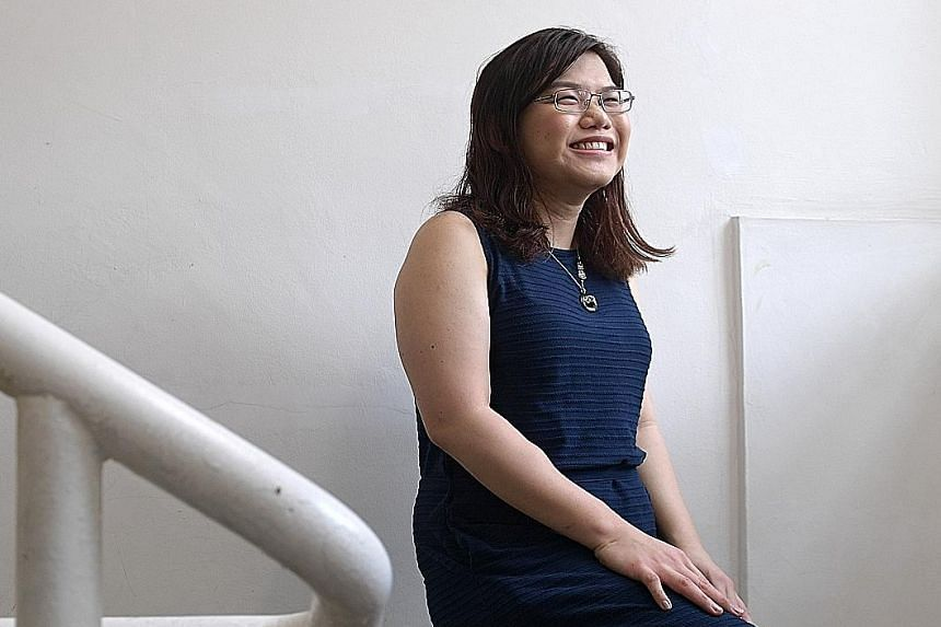 Born male, Ms Wee identifies herself as a woman and intends to live her life this way, but her parents disapprove.