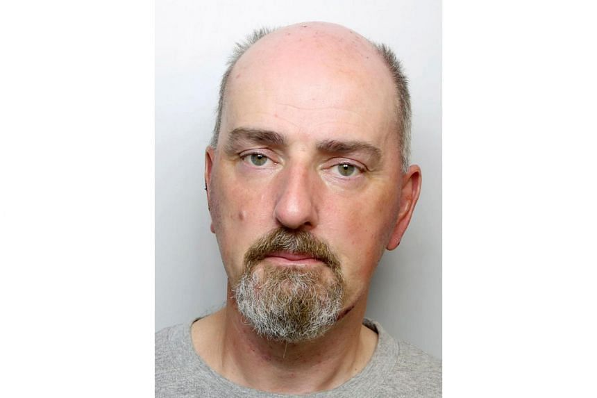 An undated custody handout picture released by West Yorkshire Police on Nov 14, 2016 shows Thomas Mair.
